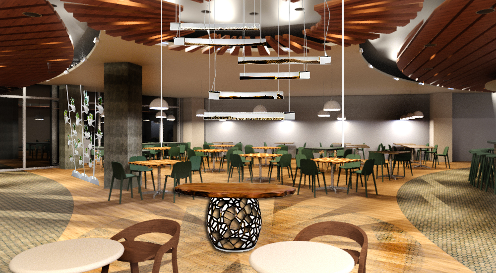 Thesis on restaurant interior design